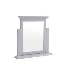 Windermere Moonlight Grey Painted Dressing Table Mirror