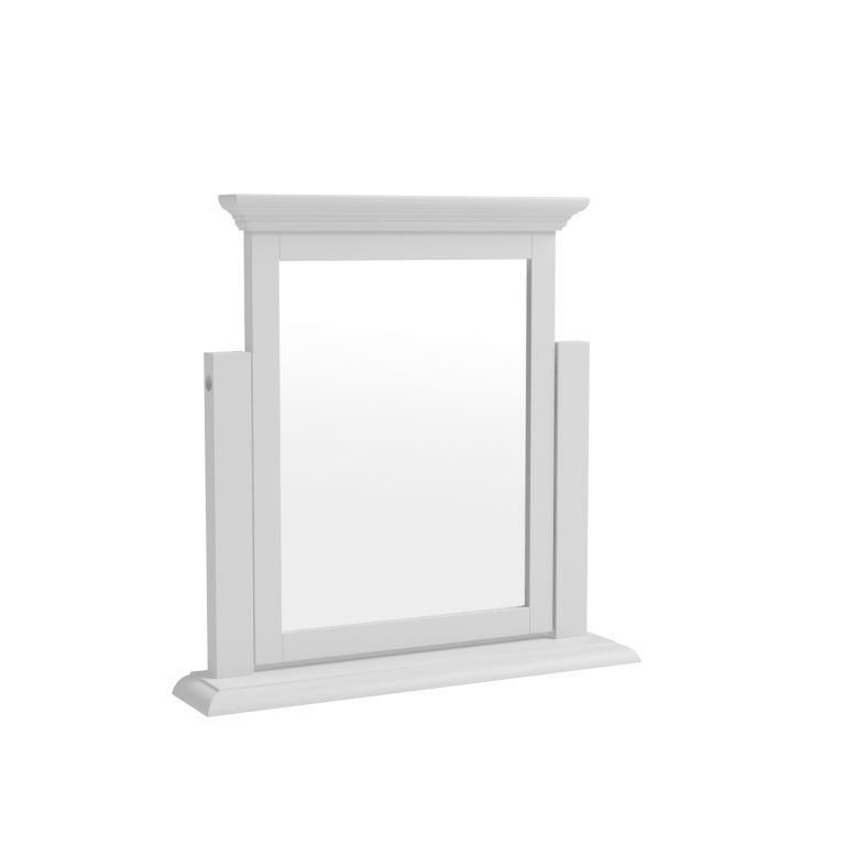 Windermere White Painted Dressing Table Mirror