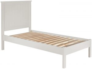 Berkeley Painted Grey 3′ Single Bed