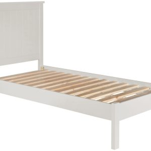 Windermere Midnight Grey Painted 3′ Single Bed