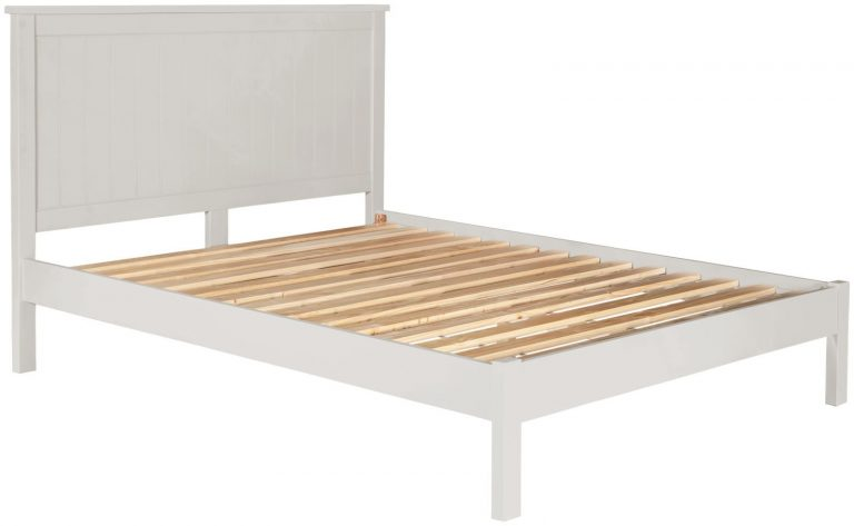 Berkeley Painted Grey 5′ King Size Bed