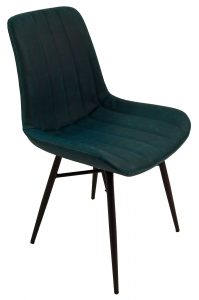 Croft Dining Chair – Vintage Blue (Pair)