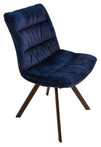Paloma Dining Chair – Royal Blue (Pair)