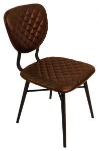 Ranger Dining Chair – Vintage Coffee (Pair)