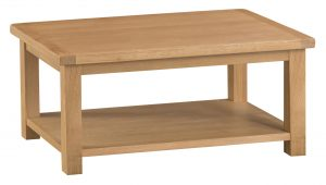 Chester Oak Coffee Table