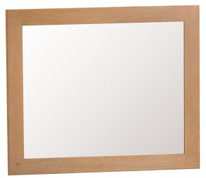 Chester Oak Large Wall Mirror