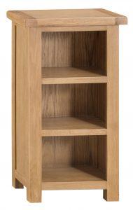 Chester Oak Narrow Bookcase