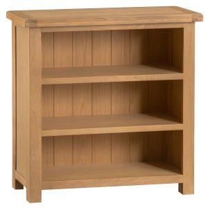 Chester Oak Small Bookcase