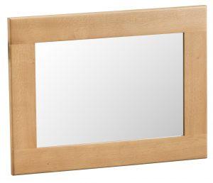 Chester Oak Small Wall Mirror