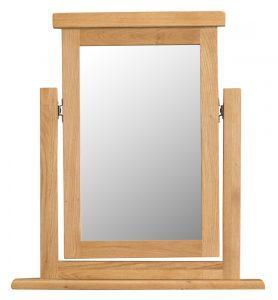 Chester Oak Dressing Table Mirror
