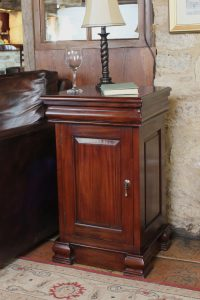 La Roque Mahogany Lamp Table