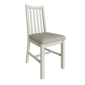 Lincoln Painted White Dining Chair (Pair)