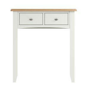 Lincoln Painted White Dressing Table