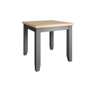Lincoln Painted Grey Flip Top Dining Table
