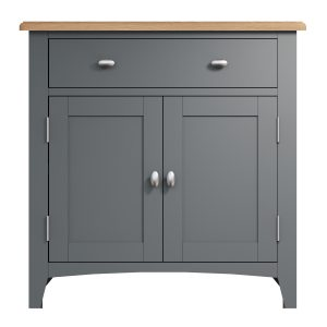 Lincoln Painted Grey Small Sideboard