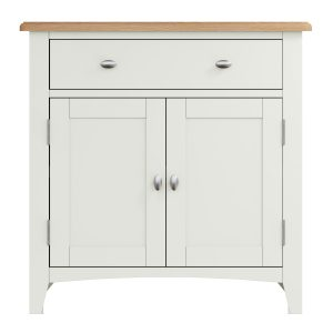 Lincoln Painted White Small Sideboard