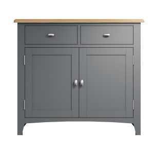 Lincoln Painted Grey Sideboard