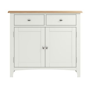 Lincoln Painted White Sideboard